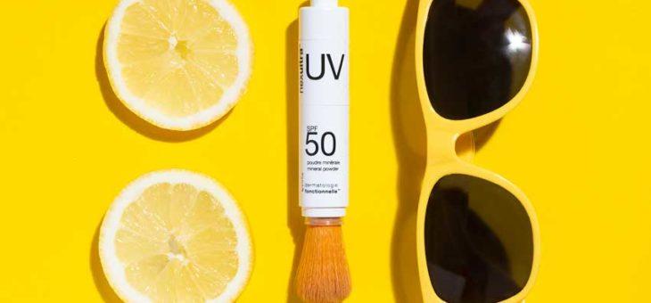 Die Haut richtig vor Sonne schützen