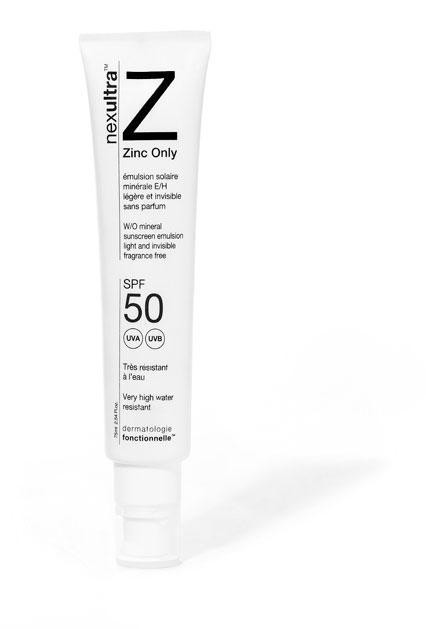nexultra™ Z Sonnenschutz für empfindliche Haut