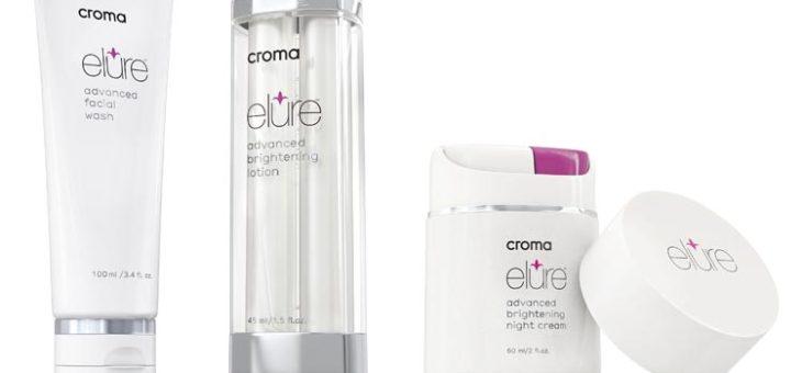 elure™ von Croma bei Pigmentstörungen