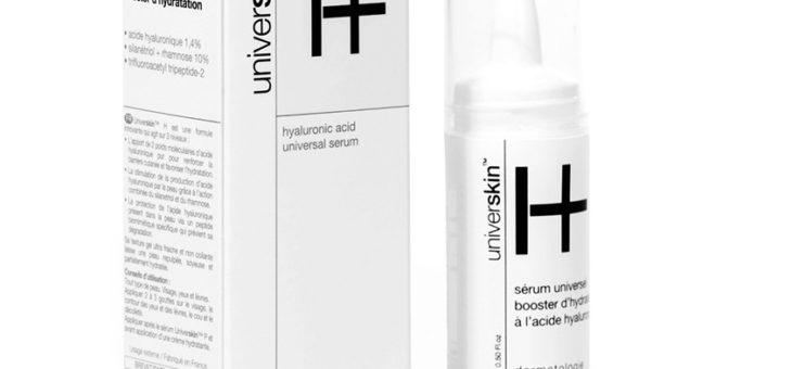 Hyaluronsäure-Booster für die Haut