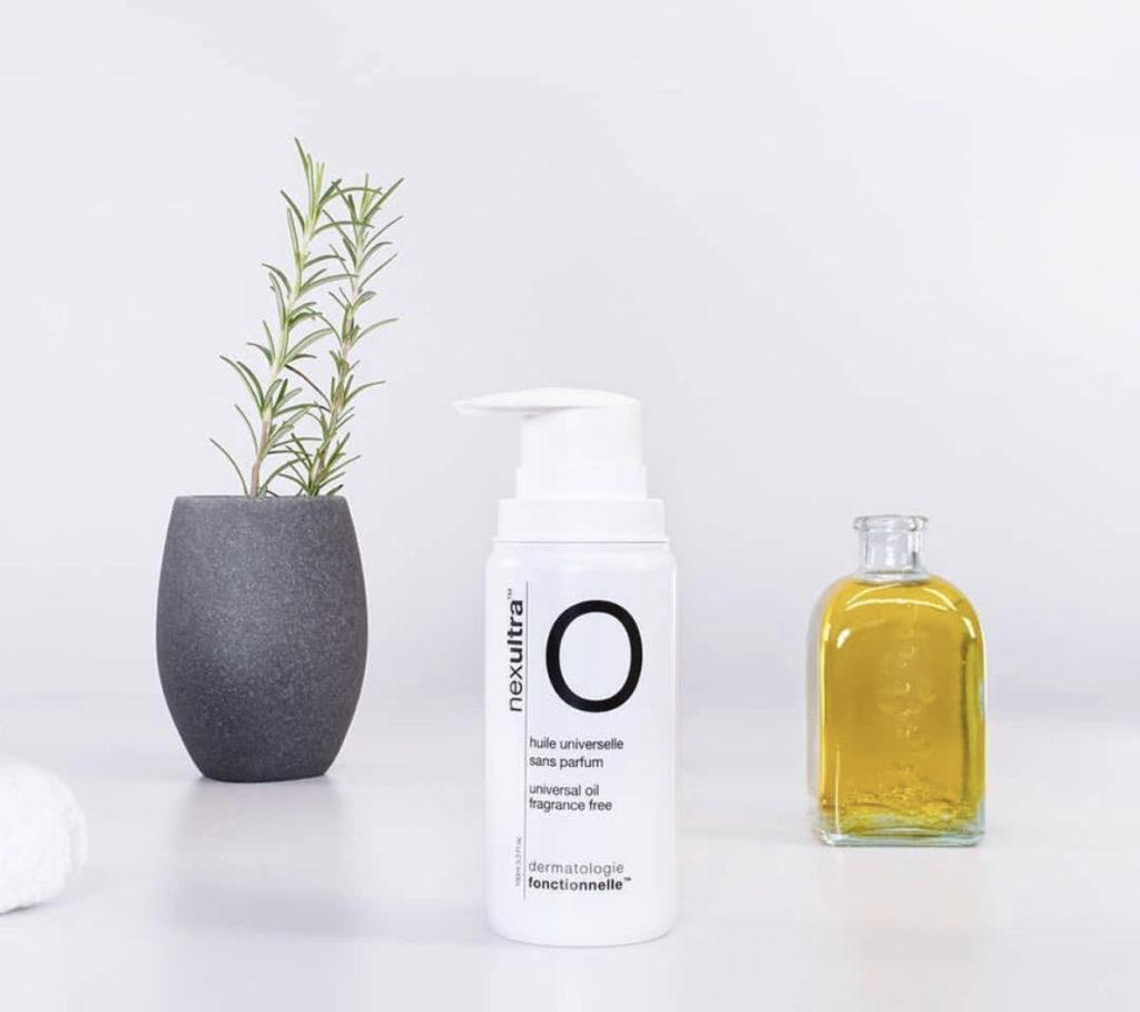 Reinigungs- und Beruhigungsöl